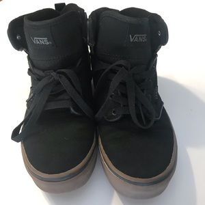 3.5 Youth VANS Atwood hi Rubber Sole